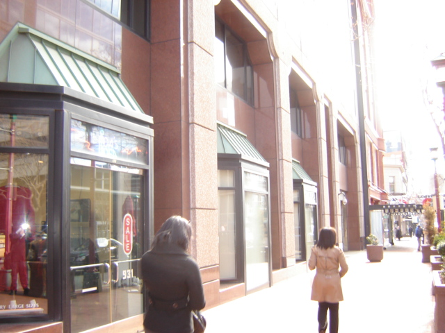 retail spaces for lease in washington dc